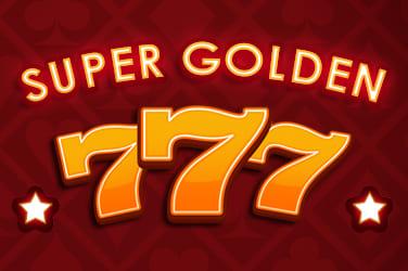 Super Golden 777 Slot